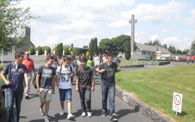 Knock- el santuario nacional mariano de Irlanda