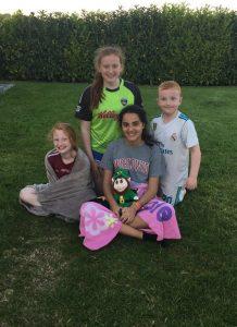 Familia irlandesa