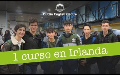 Estudiar un año escolar en Irlanda