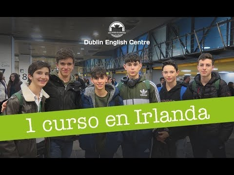 Experiencia: estudiando un curso completo en Irlanda