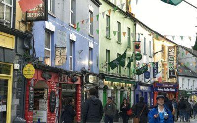 Galway es la ciudad más bonita de Irlanda