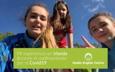 Coronavirus: testimonio alumnos españoles en Irlanda